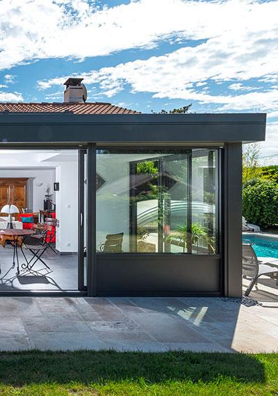 glassinov veranda