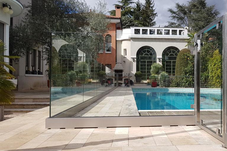 glassinov vitrage industrie produit barrière piscine